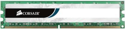 CORSAIR Value DDR3 8 GB (Dual Channel) PC (8GB Value 1600 C11 (CMV8GX3M1A1600C11))