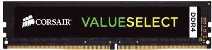 CORSAIR Value Select DDR4 8 GB (Dual Channel) PC (CMV8GX4M1A2133C15)