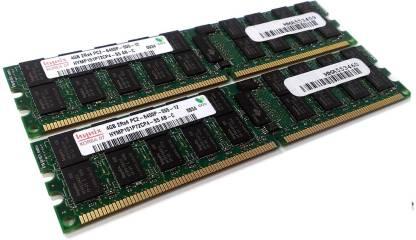 Hynix HYMP151P72CP4-S5 AB DDR2 4 GB Server Server Memory (Hynix ECC Reg 800Mhz DDR2)