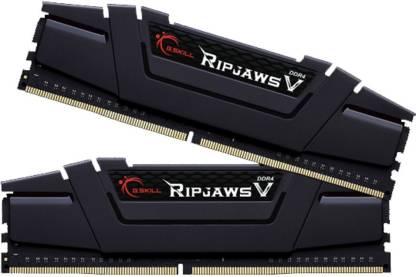 G Skills RipjawsV DDR4 16 GB (Dual Channel) PC SDRAM (F4-3600C17D-16GVK)