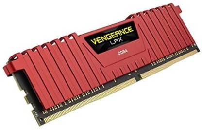 CORSAIR 16-16-16-39 DDR4 8 GB PC DDR4 SDRAM (CMK8GX4M1A2400C16R)