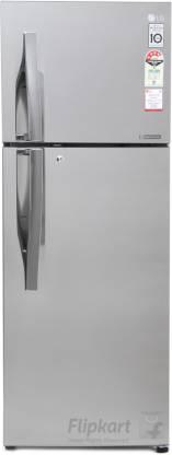 LG 308 L Frost Free Double Door 4 Star Refrigerator