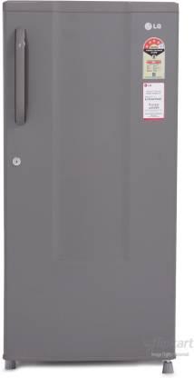 LG 185 L Direct Cool Single Door 3 Star Refrigerator