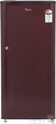 Whirlpool 190 L Direct Cool Single Door 3 Star (2019) Refrigerator (Wine, WDE 205 CLS 3S WINE-E)