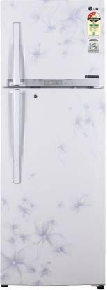 LG 360 L Frost Free Double Door 3 Star Refrigerator
