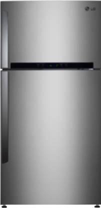 LG 420 L Frost Free Double Door 3 Star Refrigerator