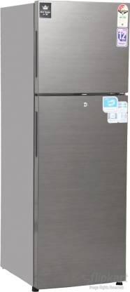 Haier 270 L Frost Free Double Door 3 Star Refrigerator