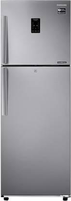 SAMSUNG 340 L Frost Free Double Door 3 Star Refrigerator