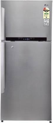 LG 546 L Frost Free Double Door 2 Star Refrigerator