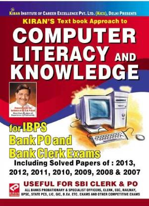 Computer Literacy And Knowledgefor Bank PO and Bank Clerk Exam