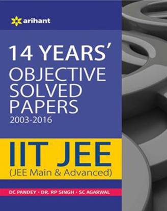 Last 14 Year Iit Jee Main & Advance Solved Pappers 2003-2016