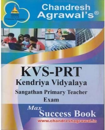 Kvs-Prt Kendriya Vidyalaya Sangathan Primary Teacher Exam