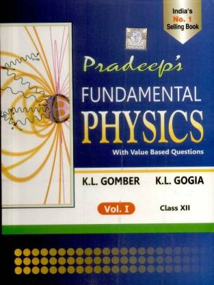 Fundamental Physics with Value Based Questions for Class - 12 (Set of 2 Volumes)