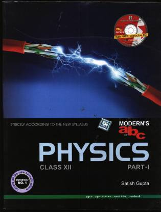 Modern Abc Of Physics Class - XII (Set Of 2 Parts)