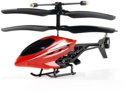 The Flyer's Bay Max Nano 3.5 Channel Helicopter ( Smallest Known)