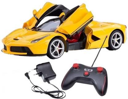 A R ENTERPRISES Rechargeable Remote Control Ferrari Car Toy