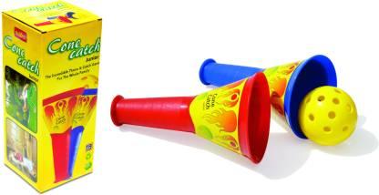 Buddyz Cone Catch - Junior Throw and Catch Game