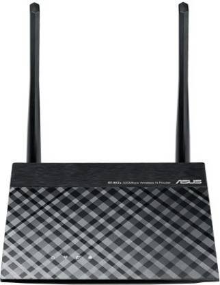 ASUS Asus RT-N12+ 3-in-1 Router / AP / Range Extender 300 Mbps Router