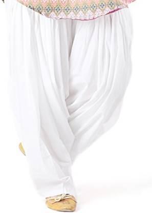 salwar Cotton Blend Solid Salwar