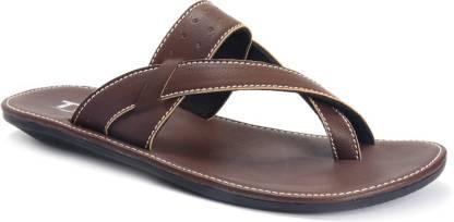 Twin Thong 8401 Men Brown Flats