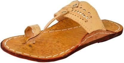 RYAG Men Beige Sandals