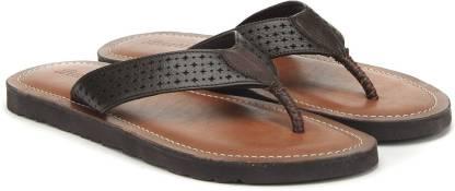 Bata ROCK THONG Men Brown Sports Sandals