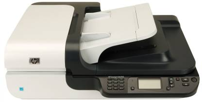 HP Scanjet N6350 Networked Document Flatbed