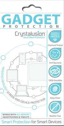 Crystalusion Screen Guard for Apple iPhone 5s, Samsung Galaxy Note 4, Samsung Galaxy S7, Samsung Galaxy S7 Edge, Apple iPhone 6, Apple iPhone 6s