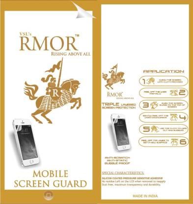 VSL's Rmor Screen Guard for Micromax Canvas Viva A72