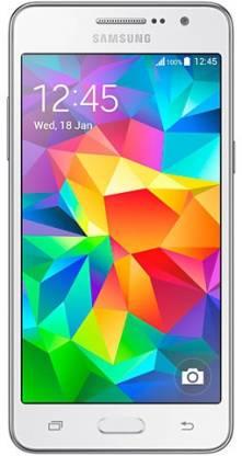 SAMSUNG Grand Prime 4G (White, 8 GB)