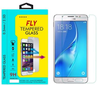 fly Tempered Glass Guard for Samsung Galaxy J5 (2016 Version)