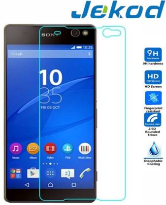 Jekod Tempered Glass Guard for Sony Xperia Z Ultra