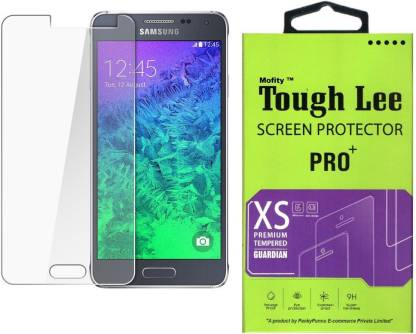 Tough Lee Tempered Glass Guard for Samsung Galaxy A5 (5 inch)