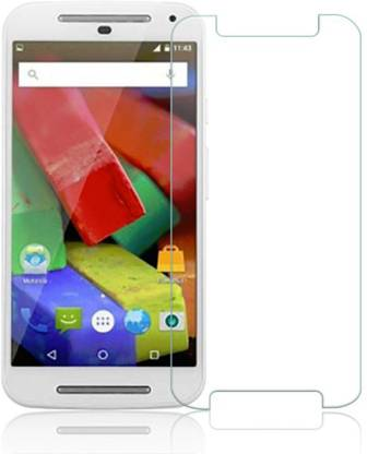 Heartly Tempered Glass Guard for Micromax Bolt Q383