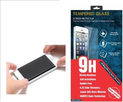 Royal Touch Tempered Glass Guard for Sony Xperia M