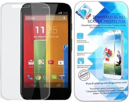 Super CRP Tempered Glass Guard for Motorola Moto G