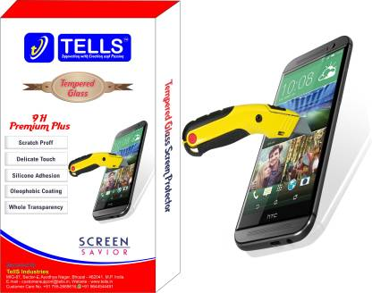 TellS Tempered Glass Guard for HTC Desire 816