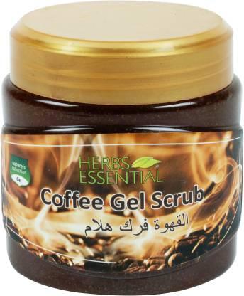 Herbs Essential Coffee Gel  Scrub