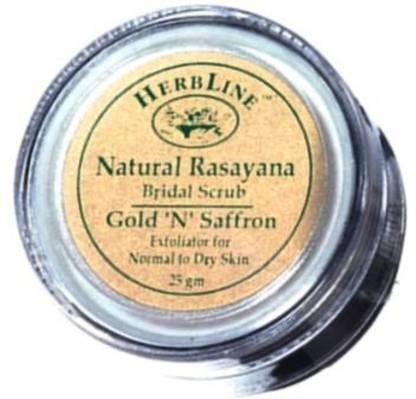 Herbline Natura Rasayana Scrub
