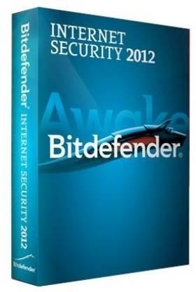 Bitdefender Internet Security 2012 1 PC 1 Year