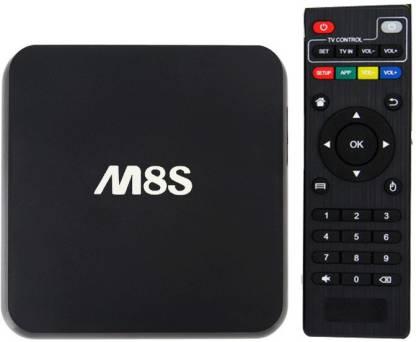 Sunvell M8S - Android v4.4 (KitKat), AML8726-M8/S812 Quad-core Cortex-A9, Mali-450 / 8-Core GPU, 2 MB Graphics Card, 2 GB DDR3, 8 GB HDD,SDD Mini PC