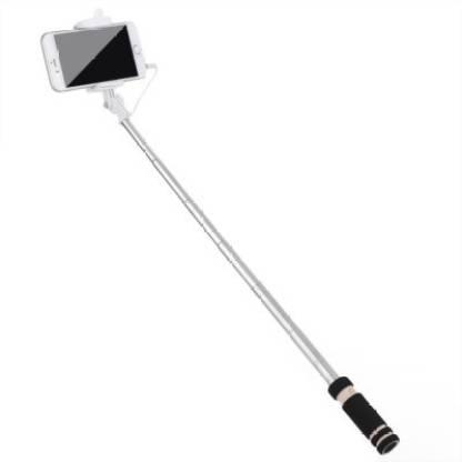 Voltaa #SELFY Cable Selfie Stick  (Black)