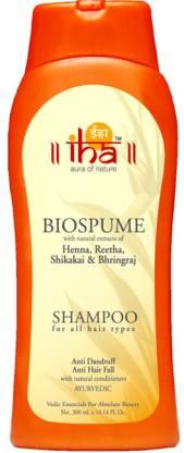 iha Biospume- Anti Dandruff & Anti Hair Fall
