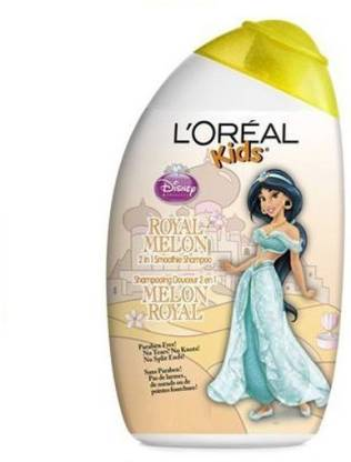 L'Oréal Paris Kids Princesses Jasmine Royal Melon 2 In 1 Shampoo