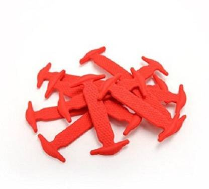 Koollace Red KIDS No Tie Shoe Lace