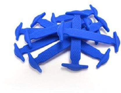 Koollace BLUE - ADULT - NO TIE Shoe Lace