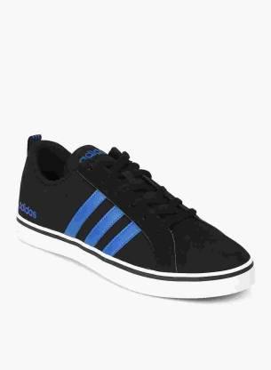 adidas neo Men's Pace VS Leather Sneakers – ESUPERPRICE.COM