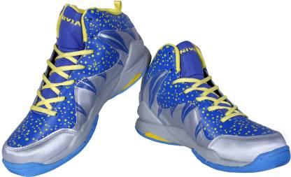 Nivia Warrior-1 Basketball Shoes For Men