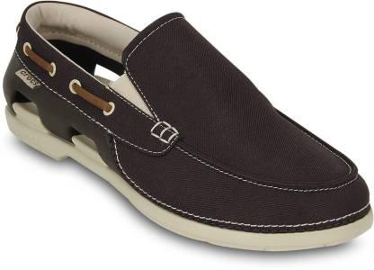 Crocs Boat Shoes For Men