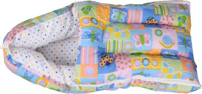 ORANGE AND ORCHID Baby Sleeping Bed Sleeping Bag